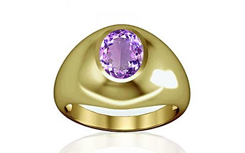 Amethyst Panchdhatu Ring (A3)