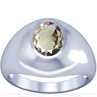 Ametrine Sterling Silver Ring (A3)