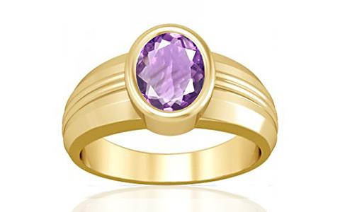 Amethyst Gold Ring (A4)