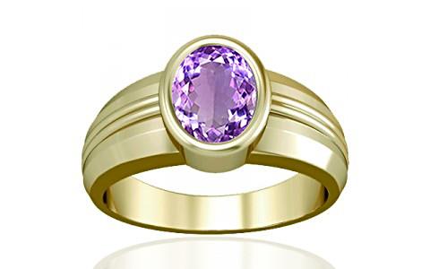 Amethyst Panchdhatu Ring (A4)