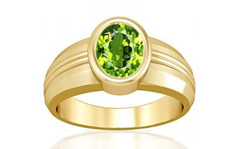 Peridot Gold Ring (A4)