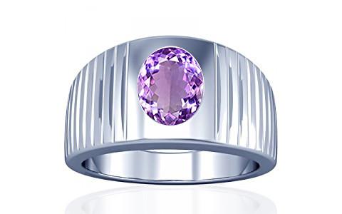 Amethyst Silver Ring (A5)