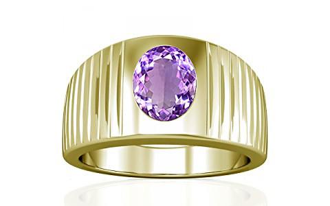 Amethyst Panchdhatu Ring (A5)