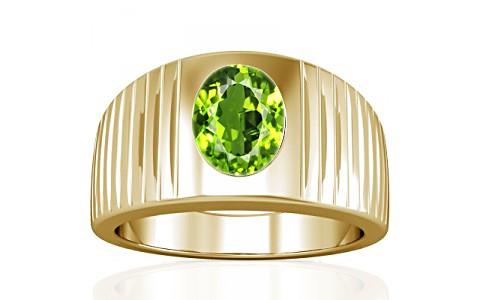 Peridot Gold Ring (A5)