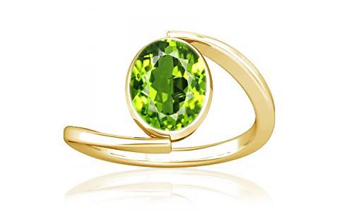 Peridot Gold Ring (A6)