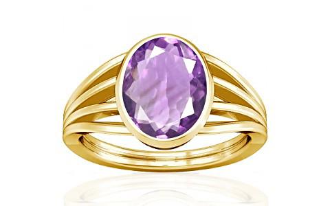 Amethyst Gold Ring (A7)