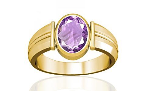 Amethyst Gold Ring (A9)