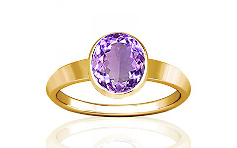 Amethyst Gold Ring (R1)