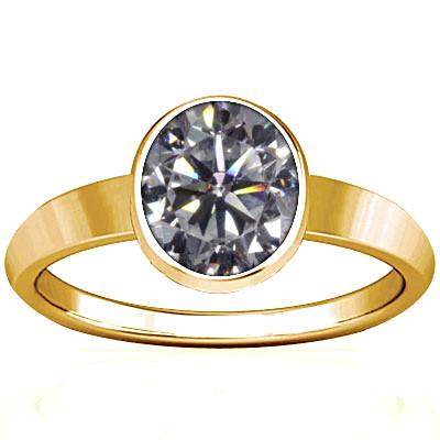 Cubic Zirconia Gold Ring (R1)
