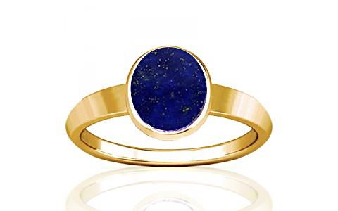 Lapis Lazuli Gold Ring (R1)