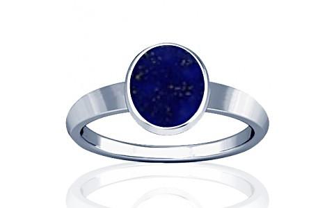 Lapis Lazuli Sterling Silver Ring (R1)