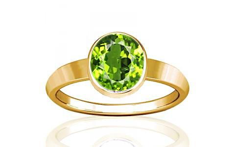 Peridot Gold Ring (R1)