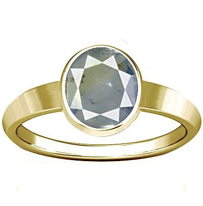 Pitambari Neelam Gold Ring (R1)