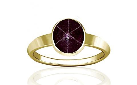 Star Ruby Panchdhatu Ring (R1)