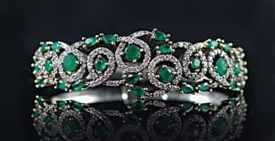 Emerlad Bracelets