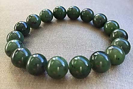 Jade-Nephrite-Green-Bracelet