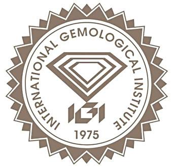 IGI Certificate Logo