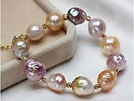 Baroque Pearl Jewellery