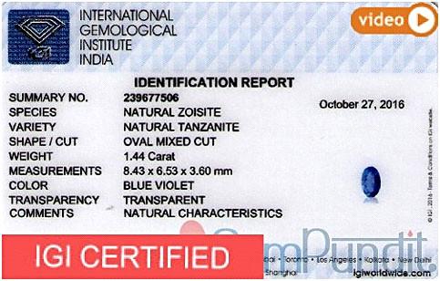 Lab Certification