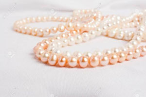 Pink South Sea Pearls
