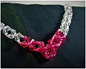 Pink Spinel Necklaces