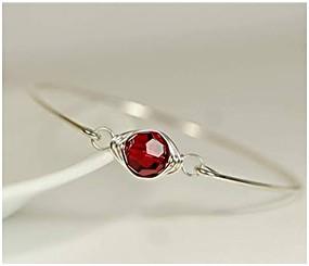 Red Spinel Bracelets