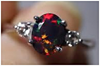 black-opal-rings