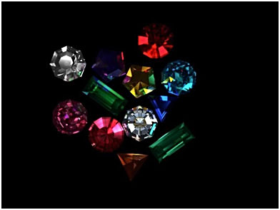 How Gemstones Should Touch The Skin
