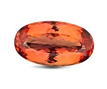 Polished Topaz Stone