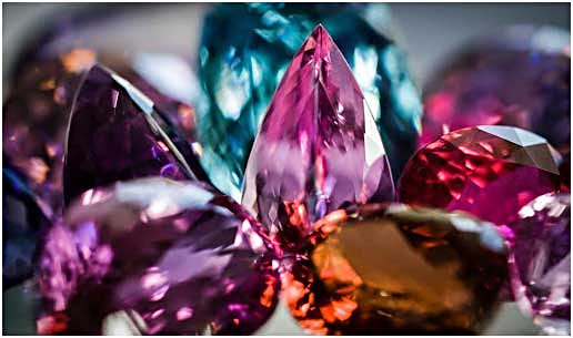 First-Aid Healing Gemstones