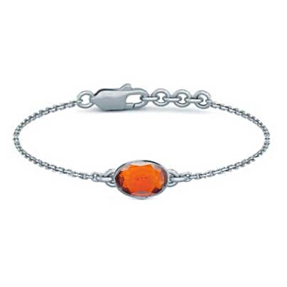 Hessonite Garnet (Gomed) Bracelet: The Wrist Guardian Versus Rahu