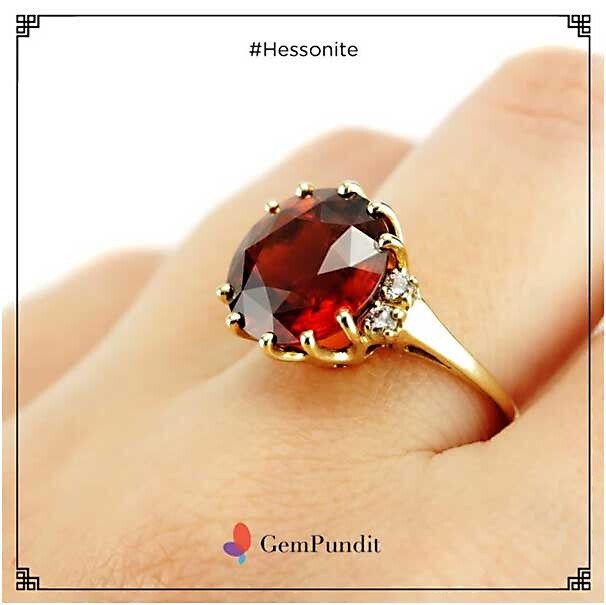 3 Things You Need to Know About Hessonite Garnet Jewelry