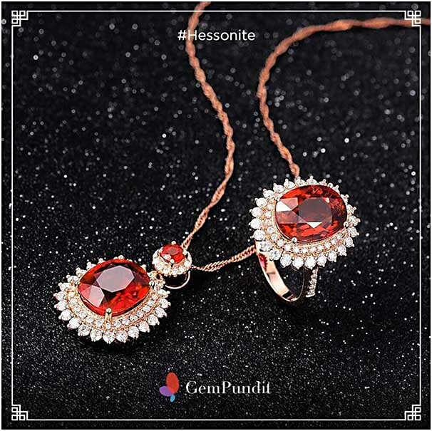 Why Wearing a Hessonite Pendant Could be Beneficial for You!