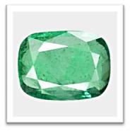 Eye clean Emerald