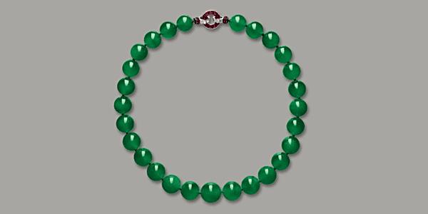 Jadeite-Necklace
