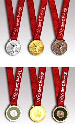 Olympics JADE madels CHINA