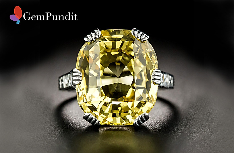 WHAT IS A YELLOW TOPAZ ?