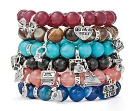 Gemstones Bracelet.