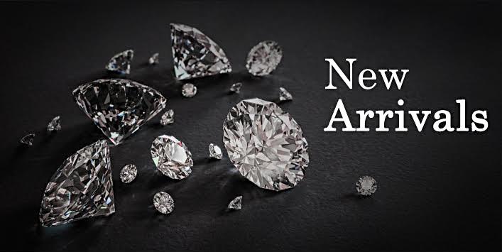 Gemstones New Arrivals