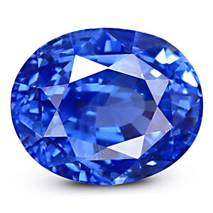 GRS Certified Cornflower Blue Sapphire