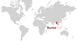 Burmese Sapphire mines