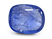 Included Burmese Sapphire