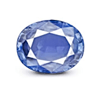 Round cut Burmese Sapphire
