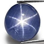 Cornflower Blue Star Sapphire