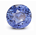 Cornflower Sapphire in Medium Light Blue Tone