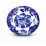Cornflower Sapphire in Medium Tone