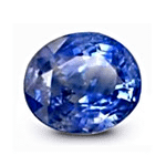 Included Cornflower Blue Sapphire