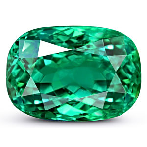 Gubellin Certified Colombian emerald from GemPundit's inventory