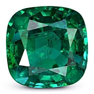 GRS Certified (No oil) Zambian emerald from GemPundit