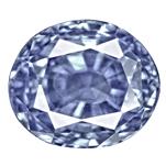 Blue Kashmir Sapphire
